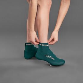 GripGrab RaceAero Shoe Covers Women Green